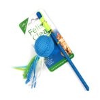 TEASER WITH MESH DENTAL BALL & STREAMERS (25cm) IDS0WB23560