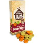 SUPREME RUSSEL MUNCHERS WITH CARROT & PEA 120g SU8111