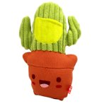CANVAS TOY - CACTUS (GREEN) (20x12x4cm) BWAT2850