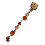 ENGRAVED PLUSH BALL BODY LION (YELLOW) (LARGE) (100cm) IDS0WB24187