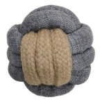 FABRIC/ROPE BALL (BLUE) (7cm) IDS0WB24083