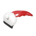 EASEE DESHEDDING TOOL (DOG-10kg) (RED) (SMALL) NID02043