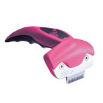 ONE DESHEDDING TOOL (DOG & CAT-10kg) (PINK) (SMALL) (4.5cm) NID00100