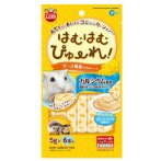 HAMSTER PUREE CHEESE 5g x 6pcs MR846