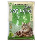 SUPER PREMIUM CAT LITTER - TOFU (APPLE) 10L (4.5kg) BWCL2182