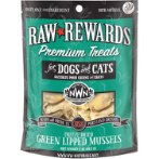 FREEZE DRIED GREEN LIPPED MUSSELS TREATS 2oz NW209