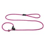 ROPE MOXON ADJUSTABLE LEAD WITH STOP RING (PINK) (MEDIUM) (1.8m) RG0HLXR09K