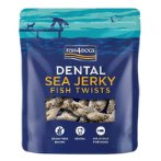 SEA JERKY FISH TWISTS 100g F4DJFT799R