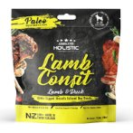 AIR DRIED DOG TREATS - LAMB CONFIT 100g AD-4099