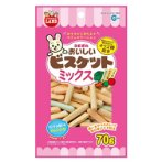MIXED BISCUIT FOR RABBIT 70g ML258
