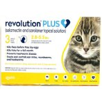PLUS (S) GOLD TUBES FOR CATS 2.8-5.5lbs RVPY606C