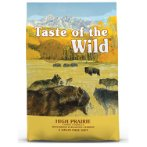 HIGH PRAIRIE CANINE RECIPE WITH ROASTED BISON & VENISON 2KG TOW2568