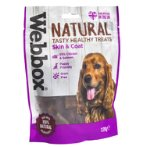 NATURAL TASTY TREATS-SKIN & COAT 120g 8487