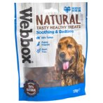 NATURAL TASTY TREATS- SOOTHING & BEDTIME 120g 8488