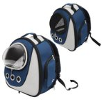 BACKPACK CARRIER WITH CAPSULE (BLUE) (35x22.5x41cm) SUN0DCC4533BU