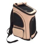 BACKPACK CARRIER (BROWN) (28.5x31x49cm) SUN0DCC4553ABN