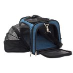 EXPANDABLE SOFT CARRIER (BLUE / BLACK) (46x28-78x28cm) SUN0DCC1800D1BUM