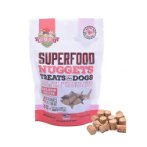 FREEZE DRIED SUPERFOOD NUGGETS - SALMON GRAIN FREE 106g CTP0SUPERSLMN