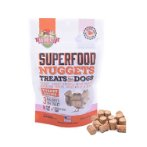 FREEZE DRIED SUPERFOOD NUGGETS - TURKEY GRAIN FREE 102g CTP0SUPERTRKY