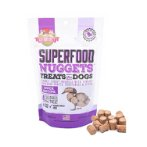 FREEZE DRIED SUPERFOOD NUGGETS - DUCK GRAIN FREE 102g CTP0SUPERDUCK