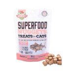 FREEZE DRIED SUPERFOOD NUGGETS - SALMON FOR CAT GRAIN FREE 57g CTP0CATSUPERSLMN