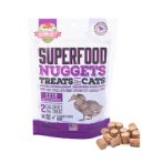 FREEZE DRIED SUPERFOOD NUGGETS - DUCK GRAIN FREE 57g CTP0CATSUPERDUCK