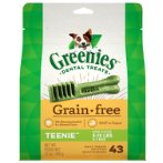 TREATPAK GRAIN FREE - TEENIE 12oz (340g) 101065903