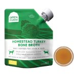 HOMESTEAD TURKEY BONE BROTH 355ml (12oz) TC012440