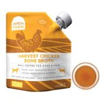 HARVEST CHICKEN BONE BROTH 355ml (12oz) TC012441