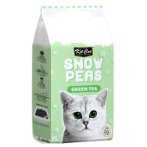SNOW PEAS CAT LITTER - GREEN TEA 7LITER KC-1678