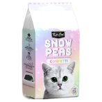 SNOW PEAS CAT LITTER - CONFETTI 7LITER KC-1692