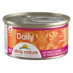 DAILY CAT MOUSSE 85g x 24 - TUNA SALMON 149AL