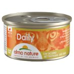 DAILY CAT MOUSSE 85g x 24 - TURKEY 154AL