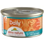 DAILY CAT MOUSSE 85g x 24 - LAMB 155AL