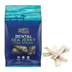 SEA JERKY FISH STRIPS 100g F4DJSS805R