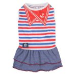 DRESS SAILOR (RED / BLUE) (SMALL) (25cm) SS0DR103RDS