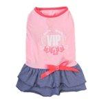 DRESS - VIP (PINK / BLUE) (MEDIUM) (30cm) SS0DR105PKM