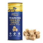 TRAINING - FREEZE DRIED WHITE FISH 25g F4DFDT980R