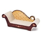 CAT SCRATCHER -RETRO SOFA(60x60x23cm) DT202001005
