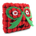 CHRISTMAS NORDIC STYLE CATNIP TOY - FACE (8x7x3cm) BWAT2936
