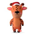 CHRISTMAS LITTLE RED RIDING HOOD - GIRAFFE (20x10x4cm) BWAT2927