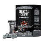 ABSOLUTE CHARCOAL DENTAL CHEW 4