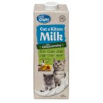 CAT & KITTEN MILK 1LITER PET84610