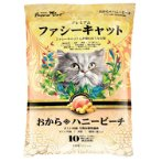 JAPANESE SOYBEAN LITTER - HONEY PEACH 7L FC-JH1