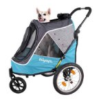 HAPPY PET TRAILER/JOGGER 2.0 (BLUE) (91x62x95cm) BWIBIFS2080B