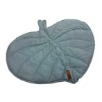 LEAF - SHAPED PET MAT (BLUE) (73x65x1cm) DF202011334BU