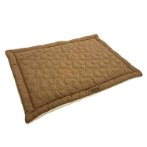 PET MAT (BROWN) (MEDIUM) (85x63cm) DF19605BNM