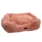 LUXURY PET BED (PINK) (MEDIUM) (75x58x19cm) YF109372PKM