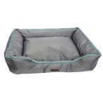 PET BED (GREY) (MEDIUM) (75x58x19cm) DF201910027BGYM