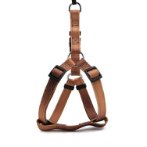 REFLECTIVE HARNESS (BROWN) (LARGE) (20mmx50-70cm) BWNDHD0520BNL